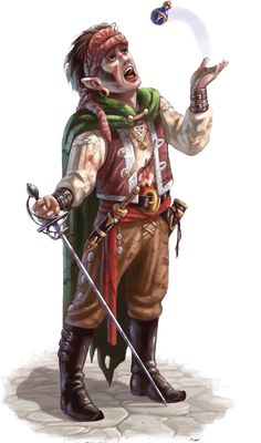 halfling bard - Google Search