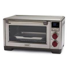 Countertop Pizza Oven Sur La Table : wolf gourmet countertop oven countertop oven countertops kitchen ...