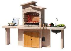 Barbecue in muratura (Foto 10/40)   PourFemme
