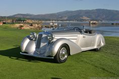 1937 Horch 853A Sportroadster