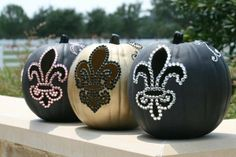 These will most definitely be my pumpkins for Halloween!!!!!!
