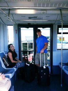 John Cena & girlfriend Nikki Bella