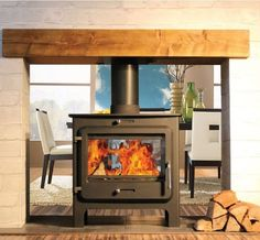 £1,699.00 has a flue outlet Ekol Clarity Double Sided Stove
