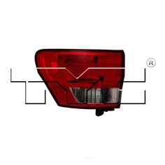 Due to precision design and exacting quality control standards, TYC replacement lamps meet SAE/DOT regulations, and are FMVSS 108 compliant. Each TYC replacement lamp is manufactured with similar plastics 2013 Jeep Grand Cherokee, Tail Light, Lamps, Safety, Meet, Night, Design, Products