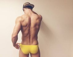 "chelseabanker: ""a perfect speedo ass """