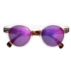 Bold and eye-catching, Illesteva sunglasses are designed in New York City with a downtown-cool aesthetic that makes them a favorite among the international fashion set. They're handcrafted from top-quality materials from Italy and France, where some of the best eyewear is made. <ul><li>Made in Italy.</li><li>Online only.</li></ul>