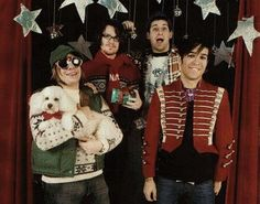 fall out boy - Fall Out Boy Christmas
