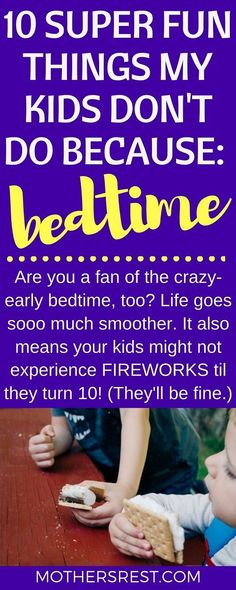 Are you a fan of the crazy-early bedtime, too? Life goes sooo much smoother. It also means your kids might not experience FIREWORKS til they turn (They'll be fine. Lovely Creatures, Raising Boys, Family Night, Good Habits, Mood Swings, Good Ole, Parenting Advice, New Moms, Teaching Kids