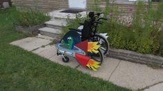 Rolling Buddies Alien Spaceship Wheelchair Costume Child's by RollingBuddies on Etsy