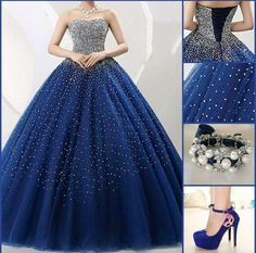 6 Quinceanera Dresses Ideas To Look Like a Princess - 15 Anos Fiesta Ball Gown Dresses, 15 Dresses, Elegant Dresses, Pretty Dresses, Dress Outfits, Evening Dresses, Formal Dresses, Banquet Dresses, Dresses Online