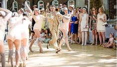 A Summer Jazz Age Lawn Party