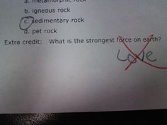 Little kids don't really have a filter. They pretty much say and do as they please. That is definitely evident from these hilarious test answers. From the