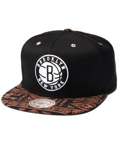 Love this Brooklyn Nets The Archives Snapback hat on DrJays.com
