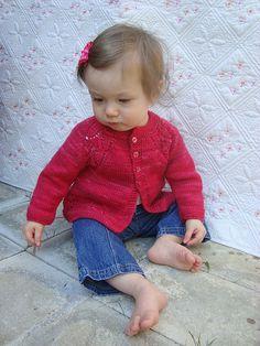 FREE Ravelry: Maile Sweater pattern by Nikki Van De Car