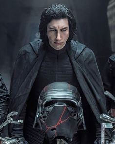 Adam Driver as Kylo Ren in Star Wars The Rise of Skywalker (2019)