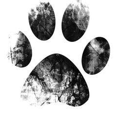 You can memorialize your dog forever by wearing his paw print as a tattoo.