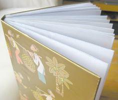 Cottonbud Design: DIY Project-Envelope journal book