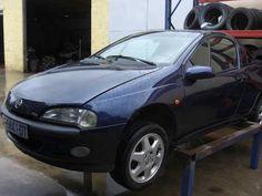 Despiece Opel Tigra