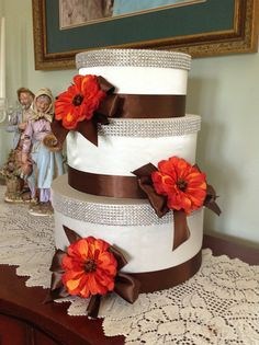 Wedding card box by Thatssolovely on Etsy, $65.00