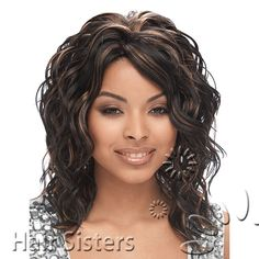 Janet Collection Synthetic Wig Bara