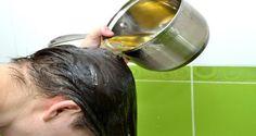 Tratamientos caseros para hacer crecer el cabello, detener la caída y la caspa - TuSalud.Info