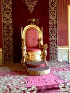 Sala del Trono, Palazzo Reale, Napoli