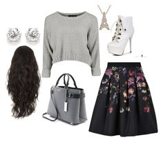 """""""..."""" by muddiemaddie ❤ liked on Polyvore featuring Ted Baker and Michael Kors"""