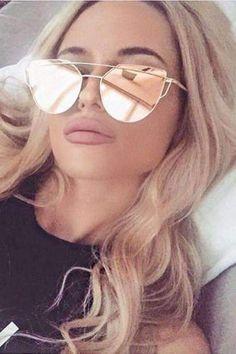 Hot Sale Hot New Double-layer Triangular Ocean Sunglasses Women Brand Designer Simple Vintage Sunglasses Men Lunette De Soleil Femme More Discounts Surprises Women's Sunglasses