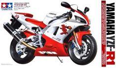 Tamiya 14073 1 12 Scale Motorcycle Model Kit Yamaha YZF R1 | eBay