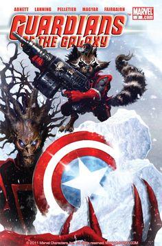 Marvel Spaceballs: I Guardiani della Galassia di Abnett & Lanning