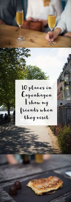 10 places in Copenhagen I show my friends when they visit | Guide To Copenhagen | Bloglovin'