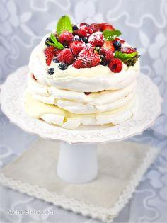 Торт Анна Павлова рецепт с фото