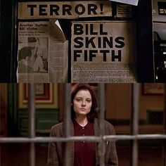 Jodie Foster as Clarice Starling in The Silence of the Lambs based on the Thomas Harris novel Scary Movies, Horror Movies, Good Movies, Manado, Clarice Starling, Thomas Harris, Jodie Foster, Hannibal Lecter, About Time Movie