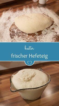 bester frischer Hefeteig - Pampered Chef - Thermomix