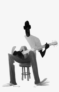 guitar drawing simple / guitar drawing - guitar drawing easy - guitar drawing sketches - guitar drawing art - guitar drawing easy step by step - guitar drawing simple - guitar drawing sketches easy - guitar drawing sketches pencil Character Illustration, Book Illustration, Illustrations, Digital Illustration, Guitar Drawing, Guitar Art, Drawing Art, Drawing Sketches, Character Design References