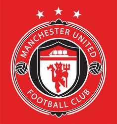 Manchester United Logo by Amit, via Behance