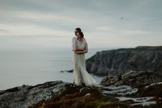 Meredith & Chris // A beautiful Lundy Island wedding. - Scotland Wedding Photographer | The Kitcheners