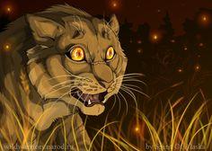 "for Ravenpaw,Barley from ""Warrior Cats"" andBrometail OC Работа на конкурс ""Пу..."