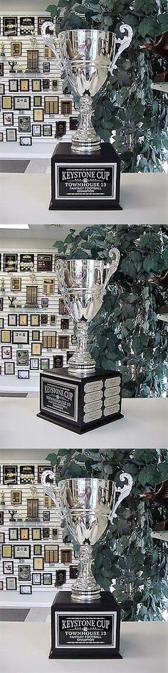 Other Basketball 2023: Fantasy Basketball 16 Year Perpetual Award Silver Metal Cup Award Trophy J-Mcj3s -> BUY IT NOW ONLY: $90.75 on eBay!