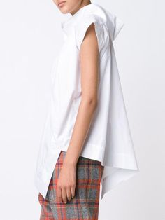 VIVIENNE WESTWOOD ANGLOMANIA  Cave Blouse - 3