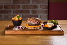 Burger Bar | Fotky Burger Restaurant