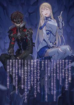 Boushoku no Berserk (Berserk Of Gluttony) Image - Zerochan Anime Image Board Anime Art Girl, Manga Art, Manga Anime, Loli Kawaii, Kawaii Anime, Fantasy Characters, Anime Characters, Gothic Anime, Character Wallpaper