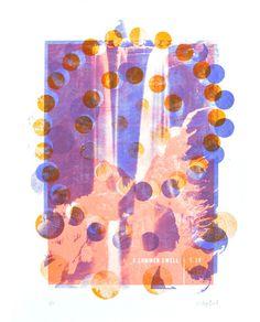 Joel Clifford, A Summer Swell, screenprint, ed. of 10 (Jealous Gallery)