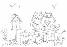 love ... owls!  :)