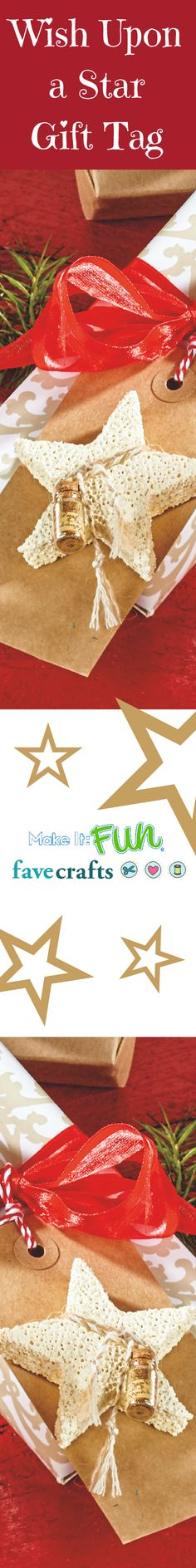 When you wish upon a star... @makeitfuncrafts #FloraCraftChristmas