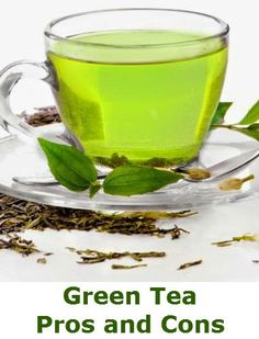 """How many of us are aware about the major facts of the green tea and its certain advantages and disadvantages. This article will encompass the knowledge on the """"Pros and Cons of Green Tea"""".  #Greentea #Pros #Cons #Weightloss #Diabetes #Greenteaproscons #GreenteaForWeightloss"""