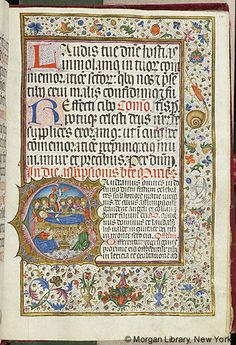 Missal, M.450 fol. 141r - Images from Medieval and Renaissance Manuscripts - The Morgan Library & Museum