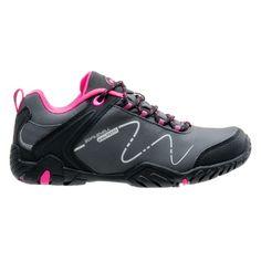 dámská turistická obuv salomon x ultra 2 gtx w gray pink