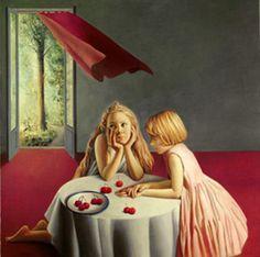 Cherries  by Sandra Batoni