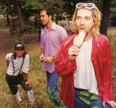 Nirvana...one of the best bands ever